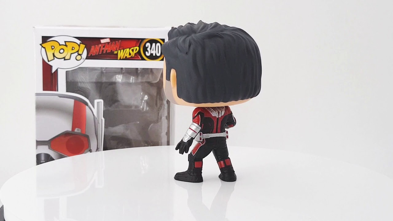 The Wasp #341 LIMITED CHASE EDITION New Funko Ant-Man /& The Wasp POP Marvel