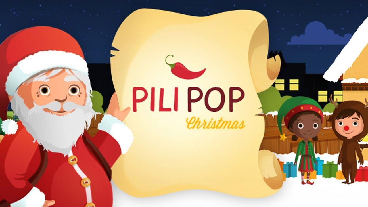 Resultado de imagen para pili pop christmas