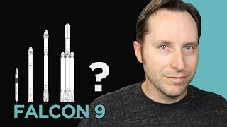 The Evolution of the SpaceX Falcon 9 | Answers With Joe