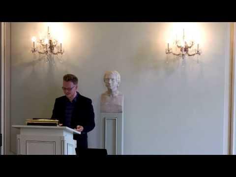 Markus Gabriel Explains What Sense Hegel is an Idealist