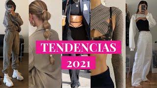 20 TENDENCIAS PRIMAVERA-VERANO 2021 ¿Qué estará de moda?