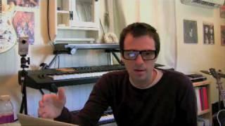 Rivers Cuomo of Weezer demos Indaba Music