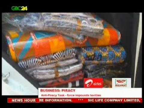 Ghana: Police impound pirated wax prints