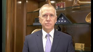Senator Thom Tillis: Day 7 Senate Impeachment Trial