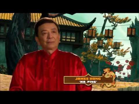 James Hong Kung Fu Panda 2