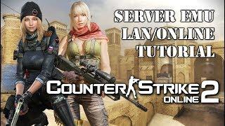Counter Strike Online 2 - Server emu tutorial