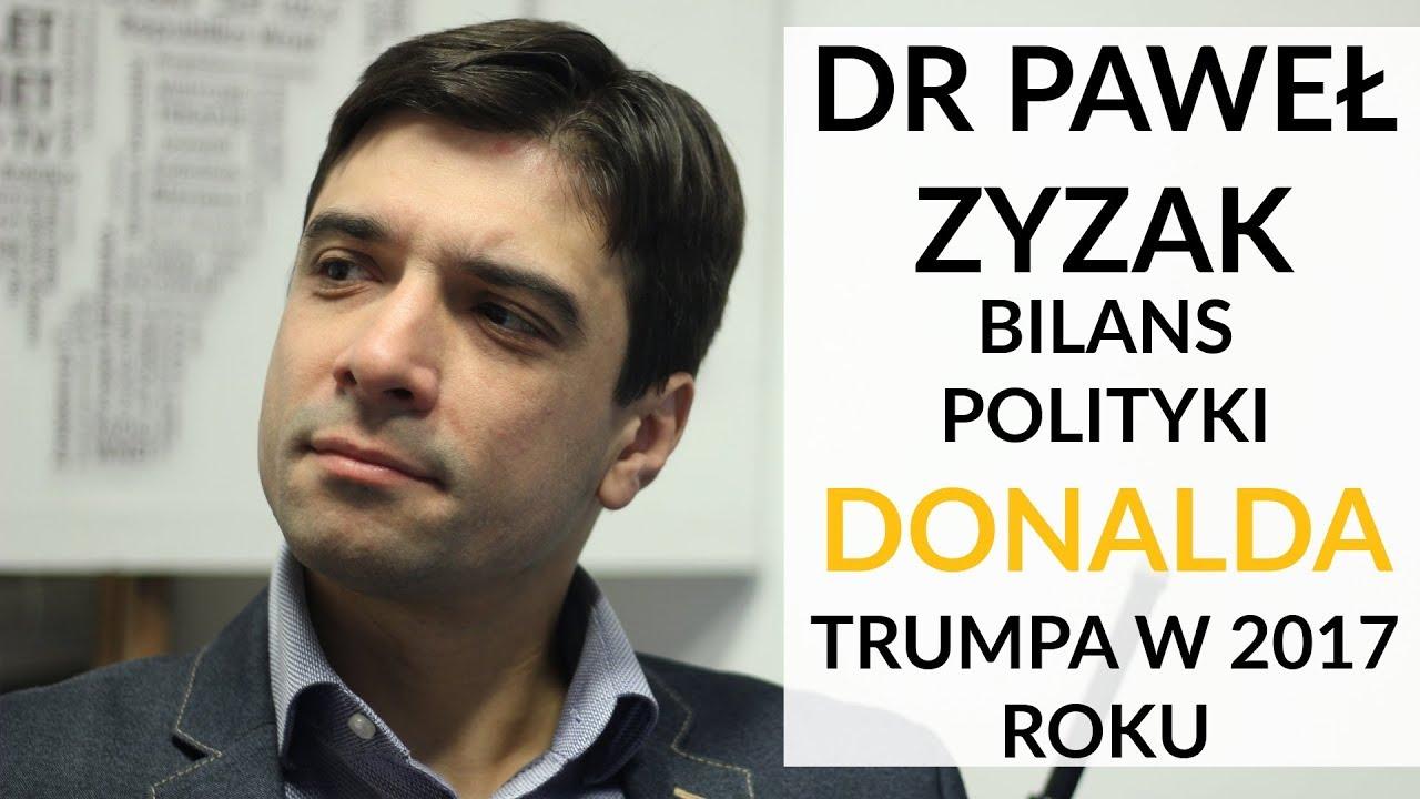 Dr Zyzak: Andrzej Duda i Mateusz Morawiecki powinni w tym roku odwiedzić Donalda Trumpa