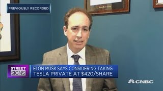Elon Musk has 'thrown his cards on the table,' says investor | In The News thumbnail