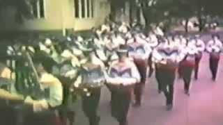 Shikellamy Marching Braves (May 1974 Shamokin Parade)
