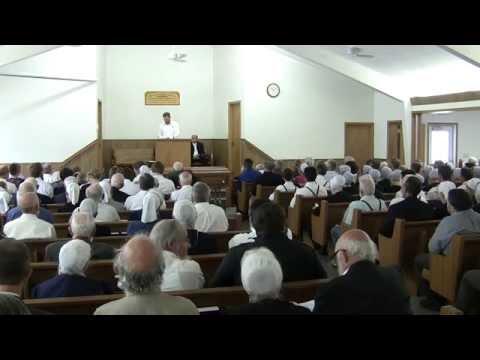 Judy Miller's Funeral
