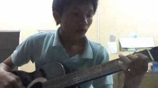 Rhythm of the rain - Guitar Dohung.wmv