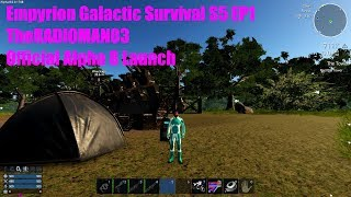 "Empyrion Galactic Survival S5 EP1 ""Official Alpha 8 Start"""