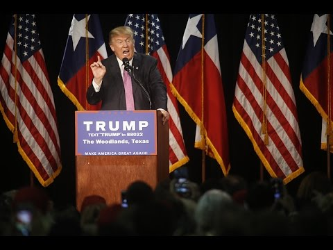 Some Texas Delegates Still Holding Out on Trump