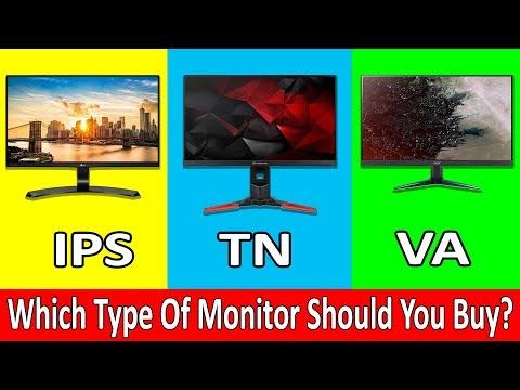 TN versus IPS