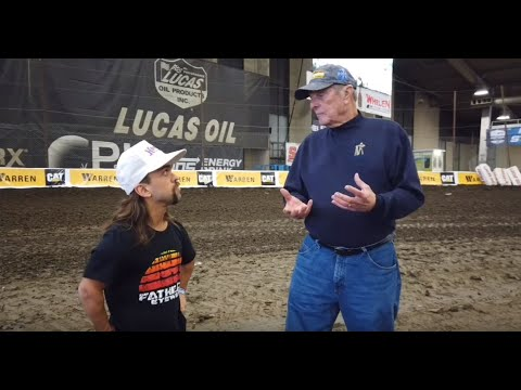 A Lap Around The Chili Bowl: RICO ABREU | Race Car Driver