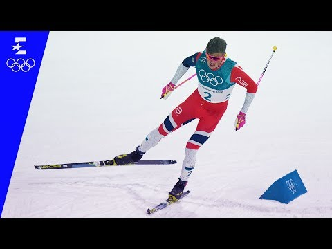 Cross-Country Skiing | Men's Sprint Classic Highlights | Pyeongchang 2018 | Eurosport