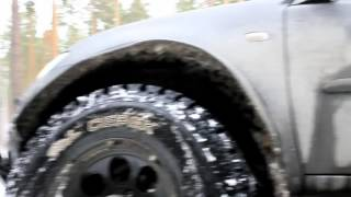 Mitsubishi L200: отзыв владельца + тюнинг (лифт подвески, колёса)