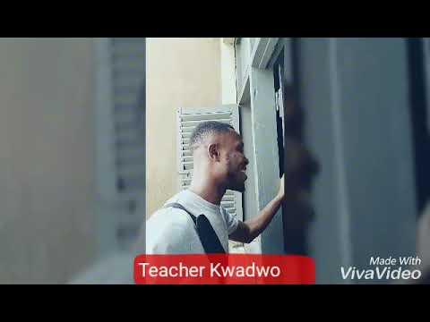 Teacher Kwadwo as ADURO WURA sells MEDICINE to Nkansah Liwin. 😂😂😂😂😂