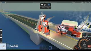ROBLOX - THE LIT FIRE DEPARTMENT PART 4! (ULTIMATE DRIVING)