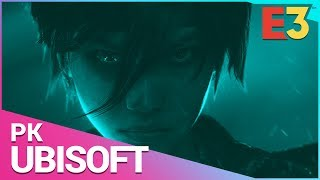 E3 2018   Ubisoft PK: The Division 2, Beyond Good & Evil 2, Assassins Creed: Odyssey & Skull & Bones