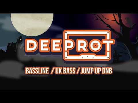 HALLOWEEN MIX 2018 🎃 (Bassline / Jump Up DnB)