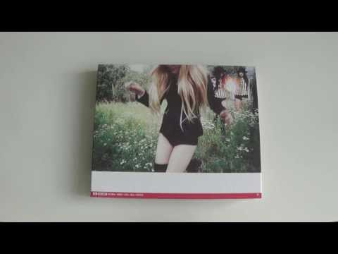 Unboxing F(x) 에프엑스 3rd Studio Album Red Light (Sleepy Cats Version)