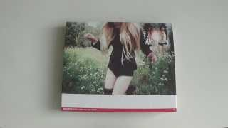 Unboxing F(x) 에프엑스 3rd Studio Album Red Light (Sleepy Cats V…