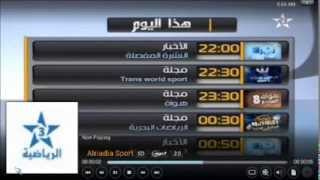 XBMC on Android MX2 box playing FREE live sports channels!