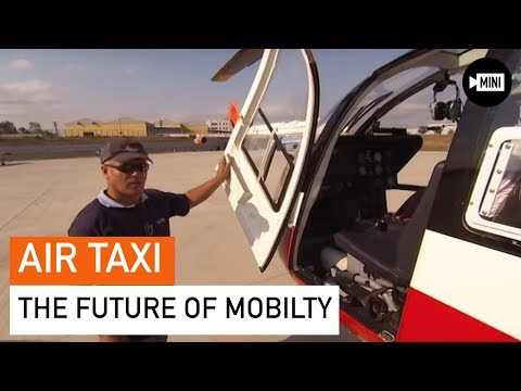 A Step into the Future: Air Taxi | Engineering