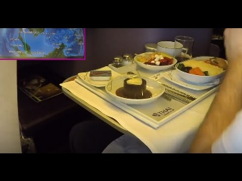 ✈︎ Trip Report ✈︎ THAI Airways || NEW Business Class || to Kuala Lumpur