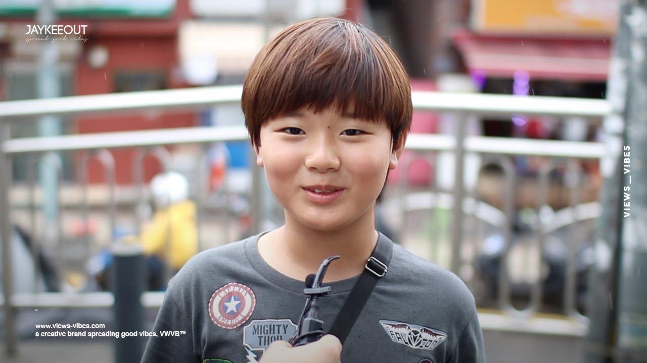 ️ asking korean kids, 'what is love?', JAYKEEOUT x VWVB ...Korean Toddler Youtube