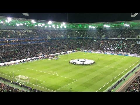 BORUSSIA MÖNCHENGLADBACH - CELTIC FC 1:1 01.11.16 UEFA CHAMPIONS LEAGUE 60FPS | StadionReportHD #54