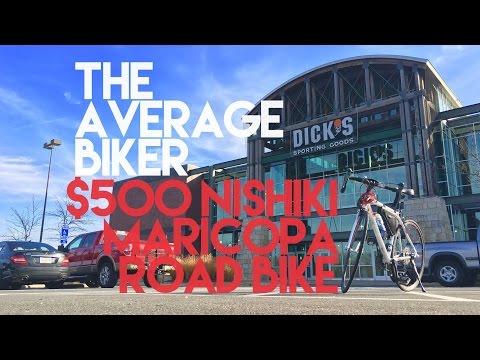 $500 Nishiki Maricopa Road Bike