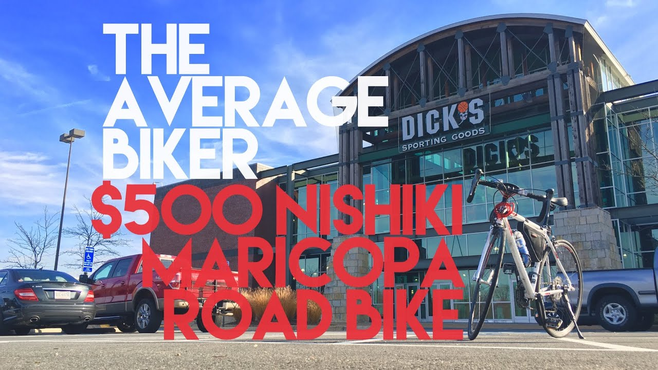 500 Nishiki Maricopa Road Bike Youtube