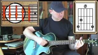 Don't Go Away - Oasis - Guitar Lesson