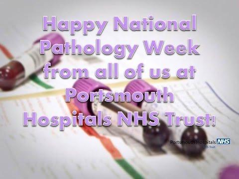 #NationalPathologyWeek video