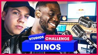 Dinos pose sur de la Grime - Kezah Challenge #1