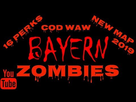 Bayern Zombies Full Easter Egg Steps Call of Duty World At War