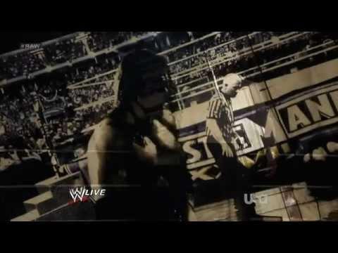 WWE The Undertaker vs Triple H promo русская озвучка от 545TV