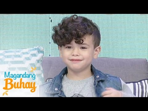 Magandang Buhay: Alejandro wants to have a baby sister and a baby brother