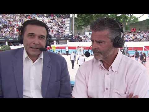 Internationale vs France  Masters 2018