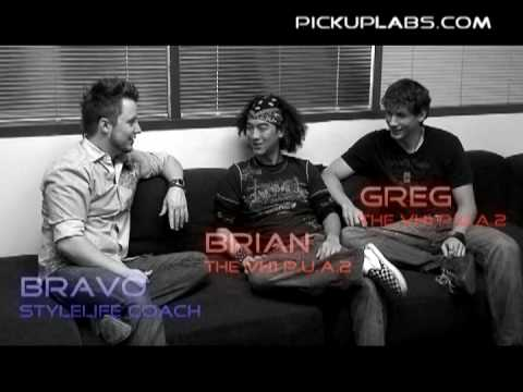 Brian and Greg discuss getting on VH1's The Pick Up Artist