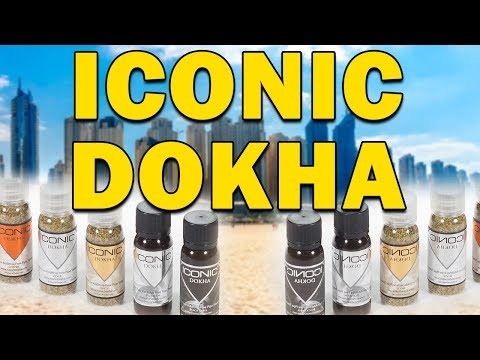 Headed West's Presents: Iconic Dokha