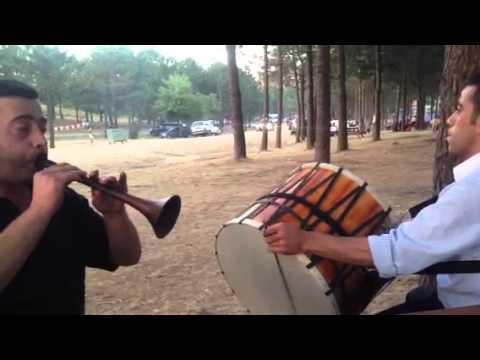Piknik Sonrası Erzurum Türkülerini Mehmet Ve Zafer Kardeşle