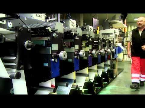 Imprimerie Etiquette Flexo Impression Aveyron Castres