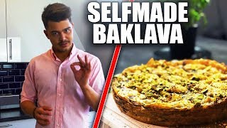 Selfmade Baklava | Made By Vassili