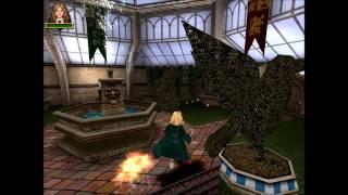 Harry Potter and the Prisoner of Azkaban PC 100% Walkthrough - Part 6: Lapifors/Draconifors Lesson