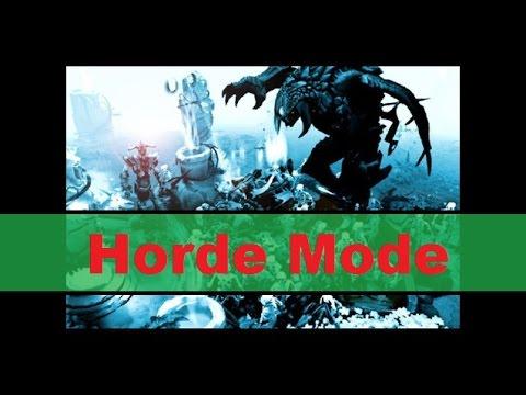 видео: dota 2 reborn   Играем custom games   horde mode