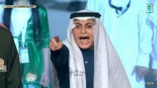 بإسم السعوديين  ...  وقفة حق و ترحيب شمالية :  من منطقة عرعر لنجد العذية
