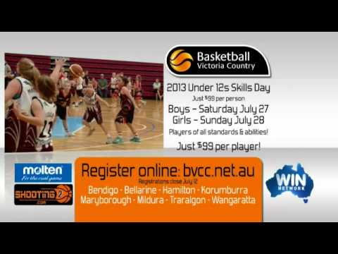 BVC U12 Skills Day 2013 advert
